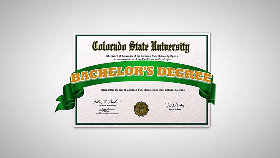 Colorado State University Online Undergraduate Programs